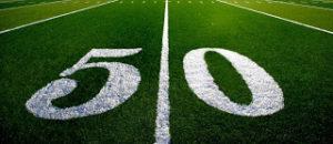 DNA-50 yard line
