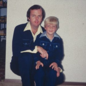 Dad and me 2