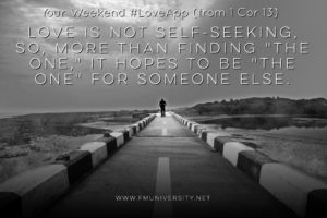 LoveApp-self-seeking be the one-final