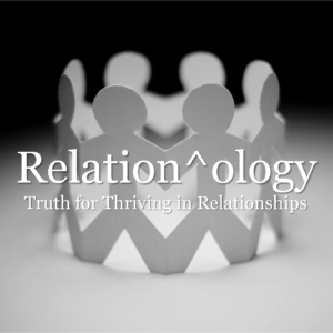 Relationology slide